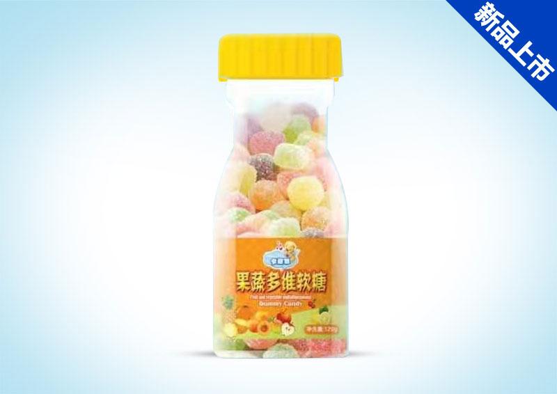 果蔬多维软糖