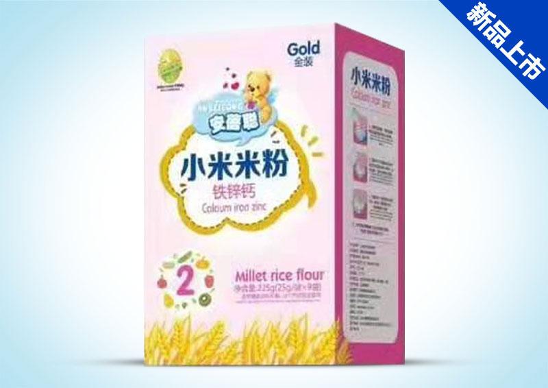 铁锌钙小米米粉