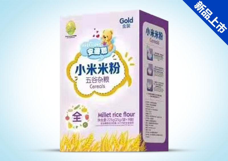 五谷杂粮小米米粉