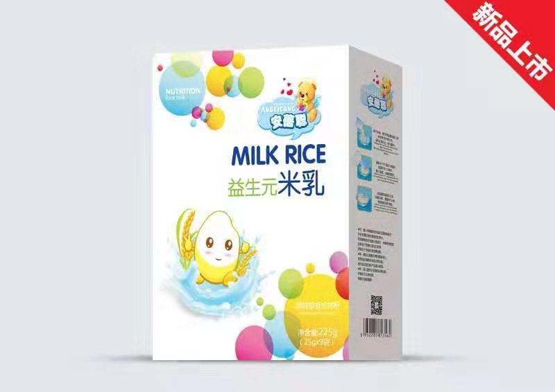益生元米乳盒装